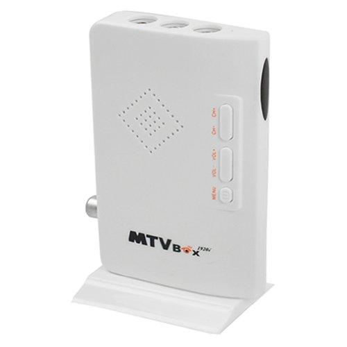 Sunweb External Lcd Vga Pc Monitor Tv Tuner Box Built-In Speaker