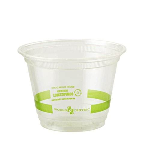 World-Centric-CP-CS-9Q-Compostable-Ingeo-Squat-Cups-9-oz-Clear-Pack-of-1000
