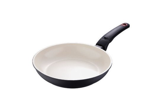 Bergner BG-6759 Premium Non Stick Wok Frying Pan Ceramic Cera+ Also Induction Pans 32