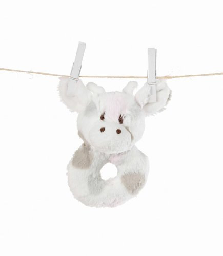 Little Giraffe Rattle, Pink