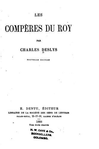 Les compères du Roy