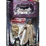 : Batman Dark Knight Movie Master Deluxe Action Figure Scarecrow (Crime Scene Evidence)