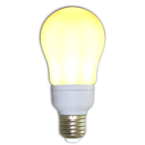 Infinity Led Light Bulb, Ultra 61, 5W, A10 Frosted, Warm White (10 Pack)