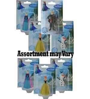 Disney Frozen Figurine 1 Pcs [6 Retail Unit(s) Pack] - DCF11505 - 1