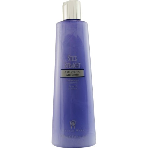 Grahm Webb Stick Straight Smoothing Shampoo 11 Oz front-156321