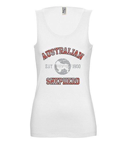 Artdiktat-Femme-Tank-Top-AUSTRALIAN-SHEPHERD-Le-berger-australien-OLD-SCHOOL-Est-1800