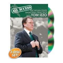 Tom Izzo: All Access Michigan State Basketball (DVD) by Championship Productions