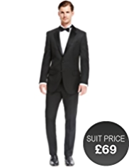 Slim Fit 2 Button Eveningwear Jacket