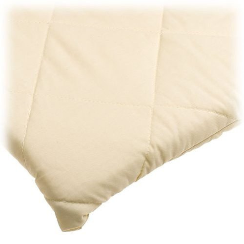 Graco Quilted Pack 'N Play Sheet, Cream