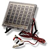 American Hunter Solar Battery Charger, 12V, Weatherproof BL-1260-S