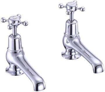 burlington-claremont-style-basin-pillar-taps-in-edwardian-style