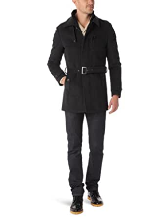 Best Mountain - Manteau - Homme - Gris (Anthracite) - 46