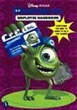 Monsters, Inc. Employee Handbook/Joke Book (Disney)