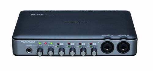 TASCAM US-600 6-in/4-out USB 2.0 Audio Interface
