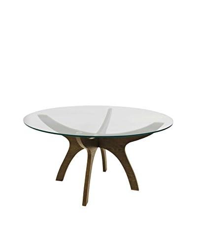 Vertuu Zeke Coffee Table, Brown