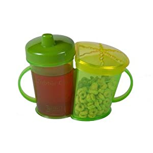 Sippy and Snack cup