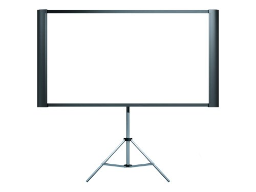 Learn More About Epson Duet  80-Inch Dual Aspect Ratio Projection Screen, Portable 4:3 and 16:9 Aspe...