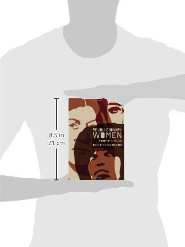 Revolutionary Women: A Book of Stencils (Queen of the Neighbourhood)