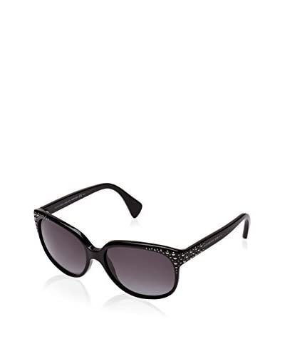 Alexander McQueen Gafas de Sol AMQ 4212/S Woman Negro