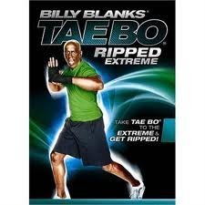 Billy Blanks: Tae Bo Ripped Extreme (Susan G. Komen Edition) [DVD] [2011] [Region 1] [US Import] [NTSC]