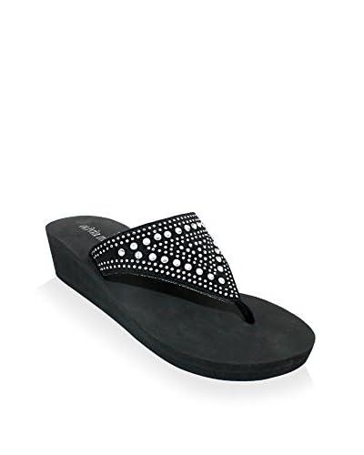 Olivia Miller Women's Capizzi Wedge Flip Flop