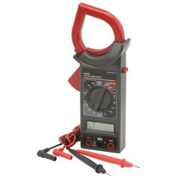 7 Function Clamp Digital Multimeter with Carrying Case (Cen Tech Digital Multimeter compare prices)