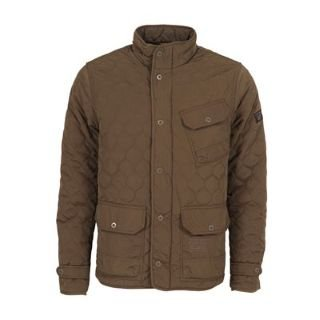 Firetrap Kingdom Jacket Mens Khaki XXL