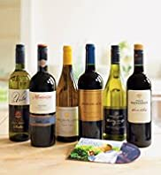 Wine Tasting Gift Box - 6 Wines, DVD & Guide