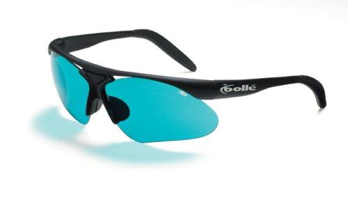 83e7905d2d456 Bolle Performance Parole Sunglasses (Matte Black T-Standard Lens Set  (Competivision +
