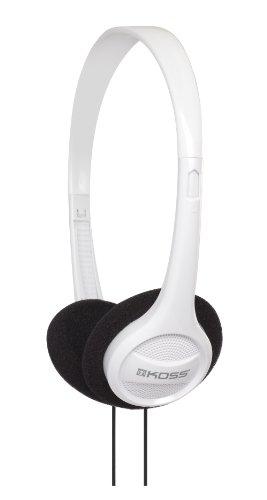 Koss Kph7W Portable Headphone - White