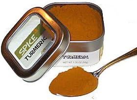 Turmeric Tin