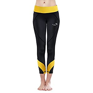 Baleaf Women's Yoga Capri Legging
