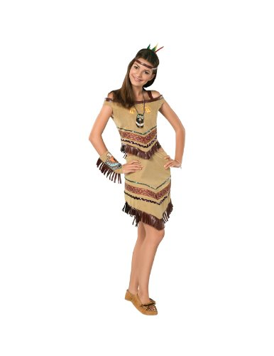 Rubie's Costume Dramalicious Teen Native Princess Costume
