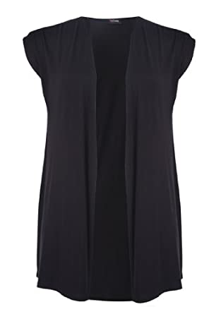 Cardigan Size 20-22 Black at Amazon Women's Clothing store: Cardigan