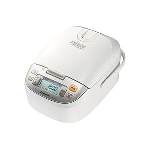 Panasonic IHジャー炊飯器 5.5合 ホワイト SR-HD103-W
