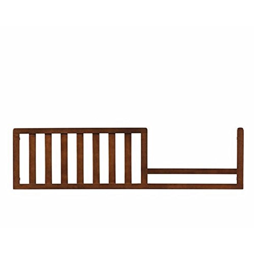 Why Should You Buy Sorelle Tuscany Mini Siderail Toddler Bed Conversion Kit, Espresso