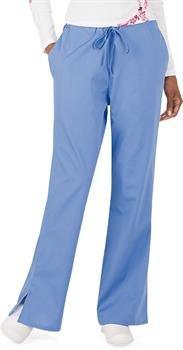 Cherokee Workwear Flare Leg Drawstring Pant QW4101T