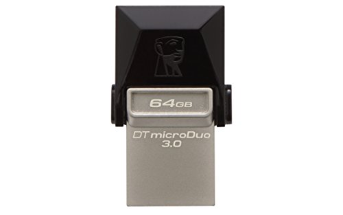 Kingston Technology DataTraveler 64GB microDuo 3.0