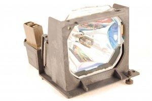 haiwo MT40LP de haute qualité Ampoule de projecteur de remplacement compatible avec boîtier pour MT1040/J/MT1045/J/MT840/J.