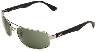 Ray-ban Men Mod. 3445 Sunglasses, gunmetal (gunmetal