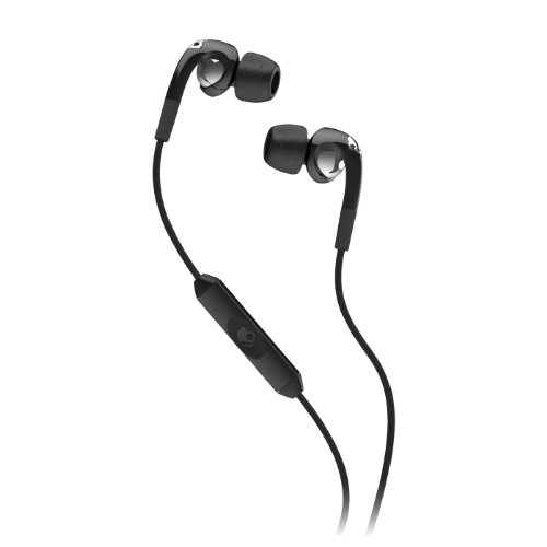 Skullcandy Fix Ear-Buds - Black / Chrome