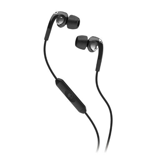 Skullcandy Fix Ear-Buds - Black / Chrome