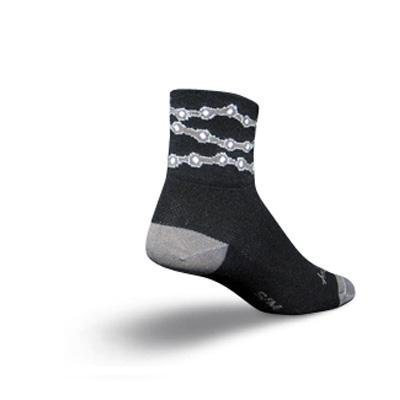 Buy Low Price SockGuy Classic 3in Chain Cycling/Running Socks (B0025L75C8)