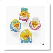 Spa Bath Theme Rubber Ducky