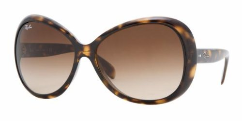 Ray-Ban 4127 710/13 Light Havana 4127 Butterfly Sunglasses Lens Category 3