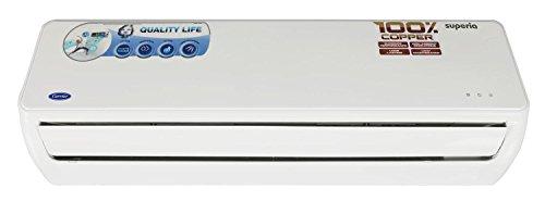 Carrier Superia Split AC (1.5 Ton, 5 Star Rating, White)