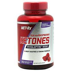 Met-rx - Cla With Raspberry Ketones - 90 Softgels from MetRx
