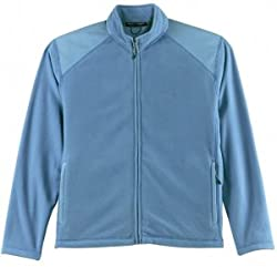 Big Mens Activo Microfleece Jacket by Port Authority Signature® (Big & Tall and Regular Sizes)