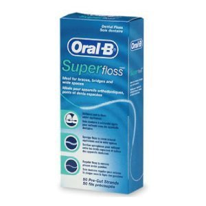 Oral?B スーパーフロス/50本入り