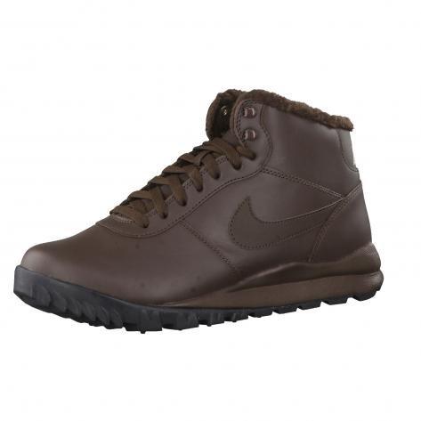 Nike Uomo Hoodland Leather Scarpe da trekking Marron Size: 45 1/2